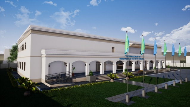 Parliament of Hirshabelle State of Somalia