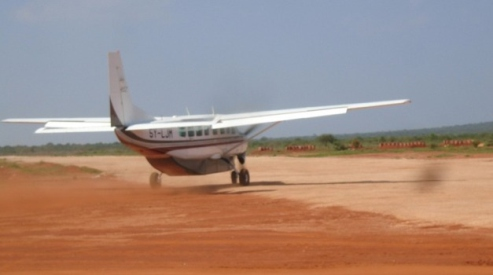 Rehabilitation of the Dinsoor Airstrip